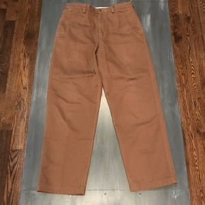 Banana Republic brown pants 33x32